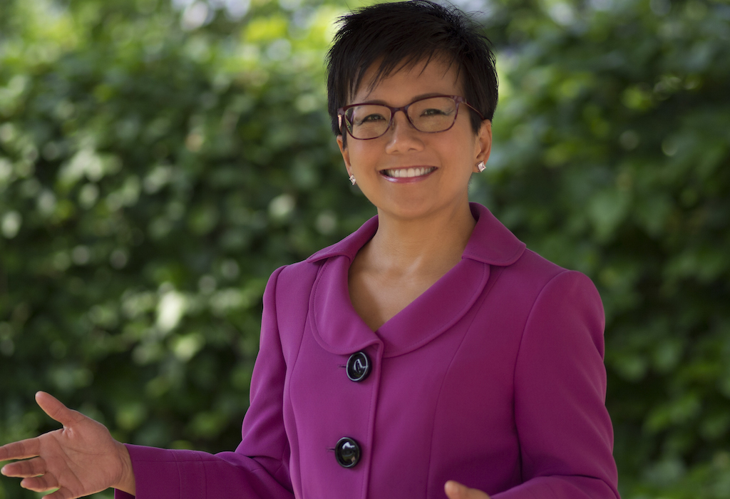 Mandy Chooi - Associate, Leadership Development